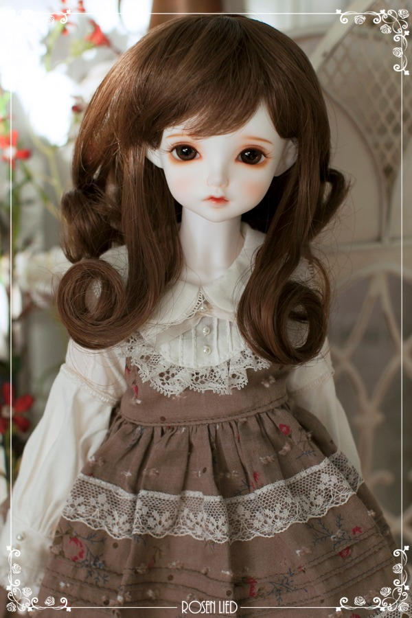 Charming Wig (Dark Brown)