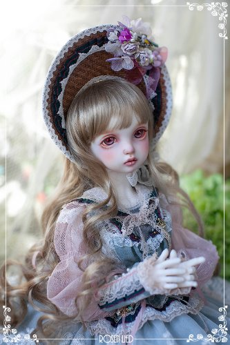 Thursday's child Limited Rosee - Dear rose